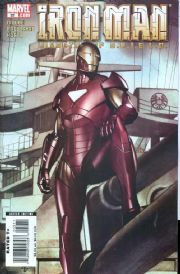 Iron Man Director of SHIELD #32 (2008) Marvel comic book